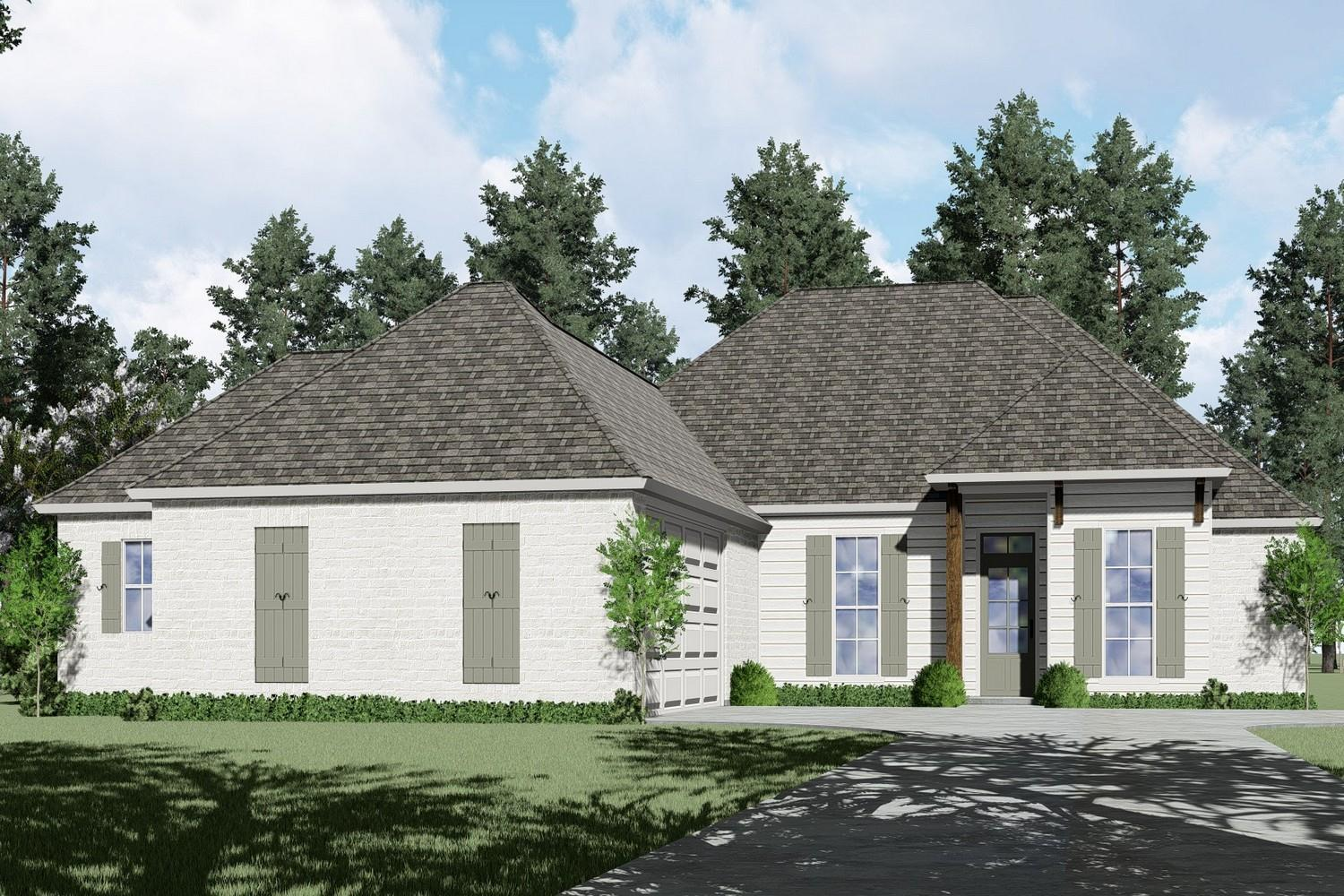 Exterior featured in the Naples I By Willie & Willie  in Baton Rouge, LA