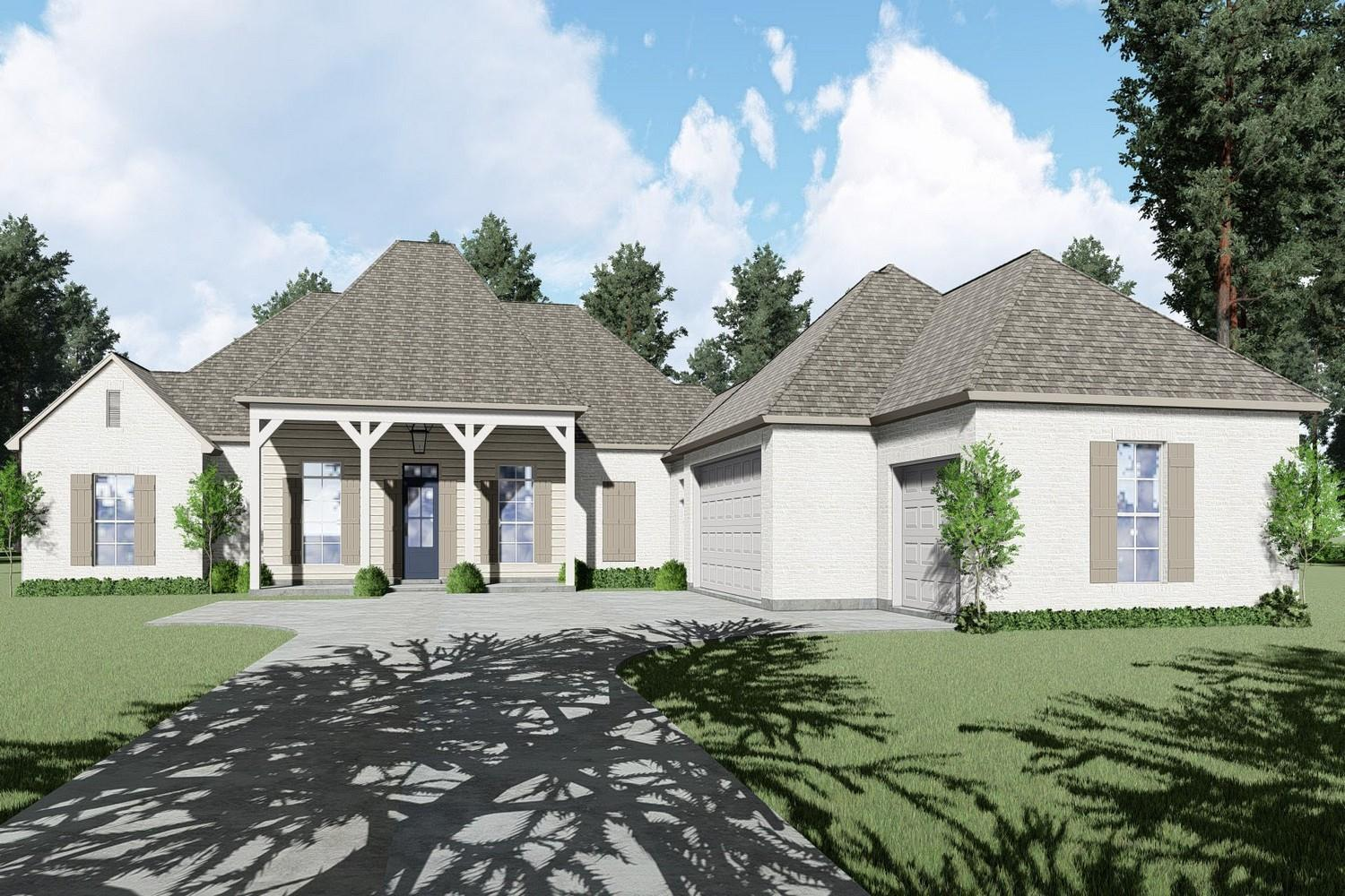 Exterior featured in the Lancaster I By Willie & Willie  in Baton Rouge, LA