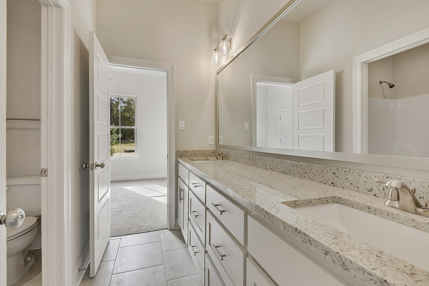 Bathroom featured in the Adair I By Willie & Willie  in Baton Rouge, LA