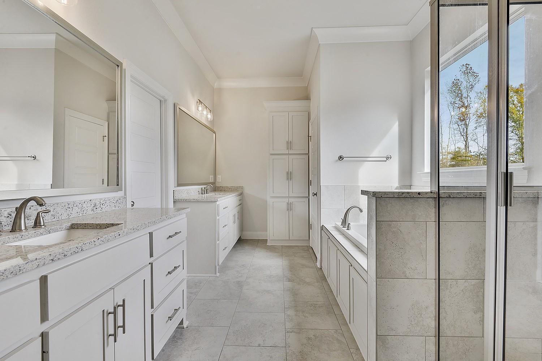 Bathroom featured in the Adair II By Willie & Willie  in Baton Rouge, LA