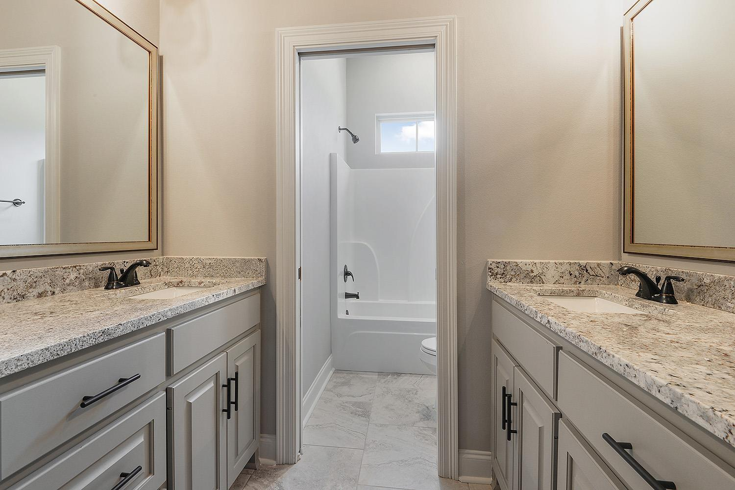 Bathroom featured in the Macon I By Willie & Willie  in Baton Rouge, LA