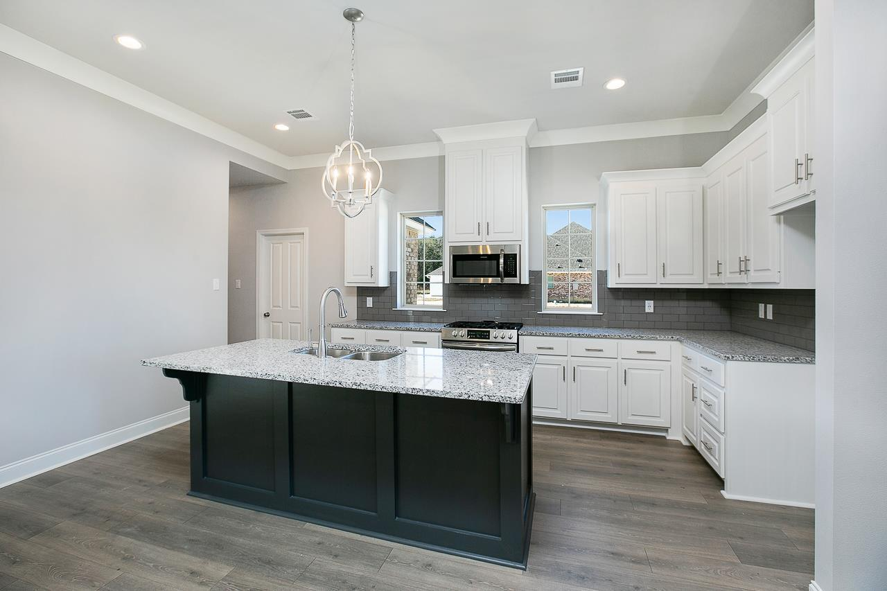 Kitchen featured in the Benson I By Willie & Willie  in Baton Rouge, LA