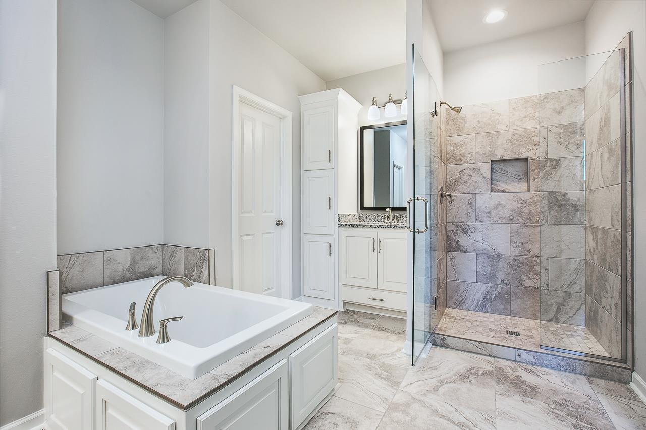 Bathroom featured in the Benson I By Willie & Willie  in Baton Rouge, LA