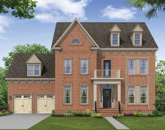 The Brightwood II :Elevation 2