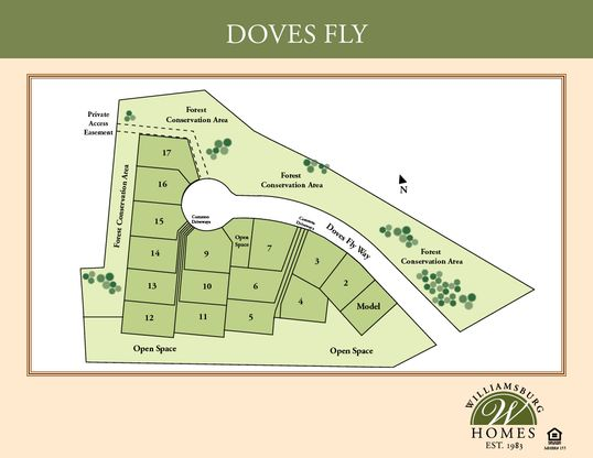 Doves Fly:Community Site Plan