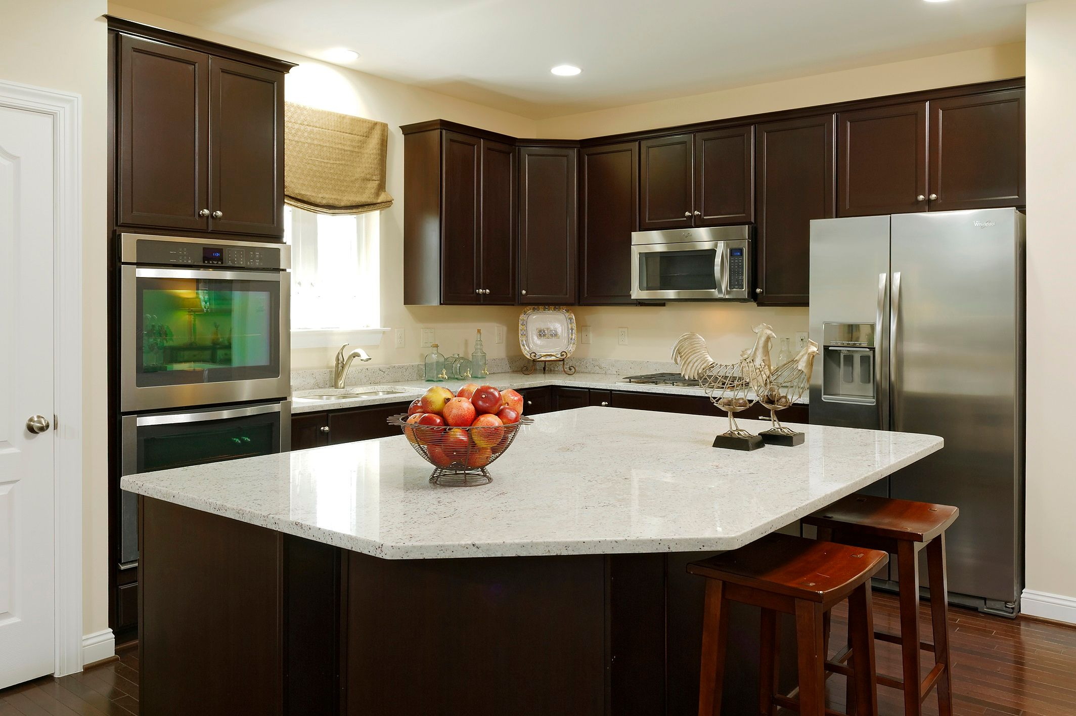 Kitchen featured in the Ellicott II By Williamsburg Homes LLC in Baltimore, MD
