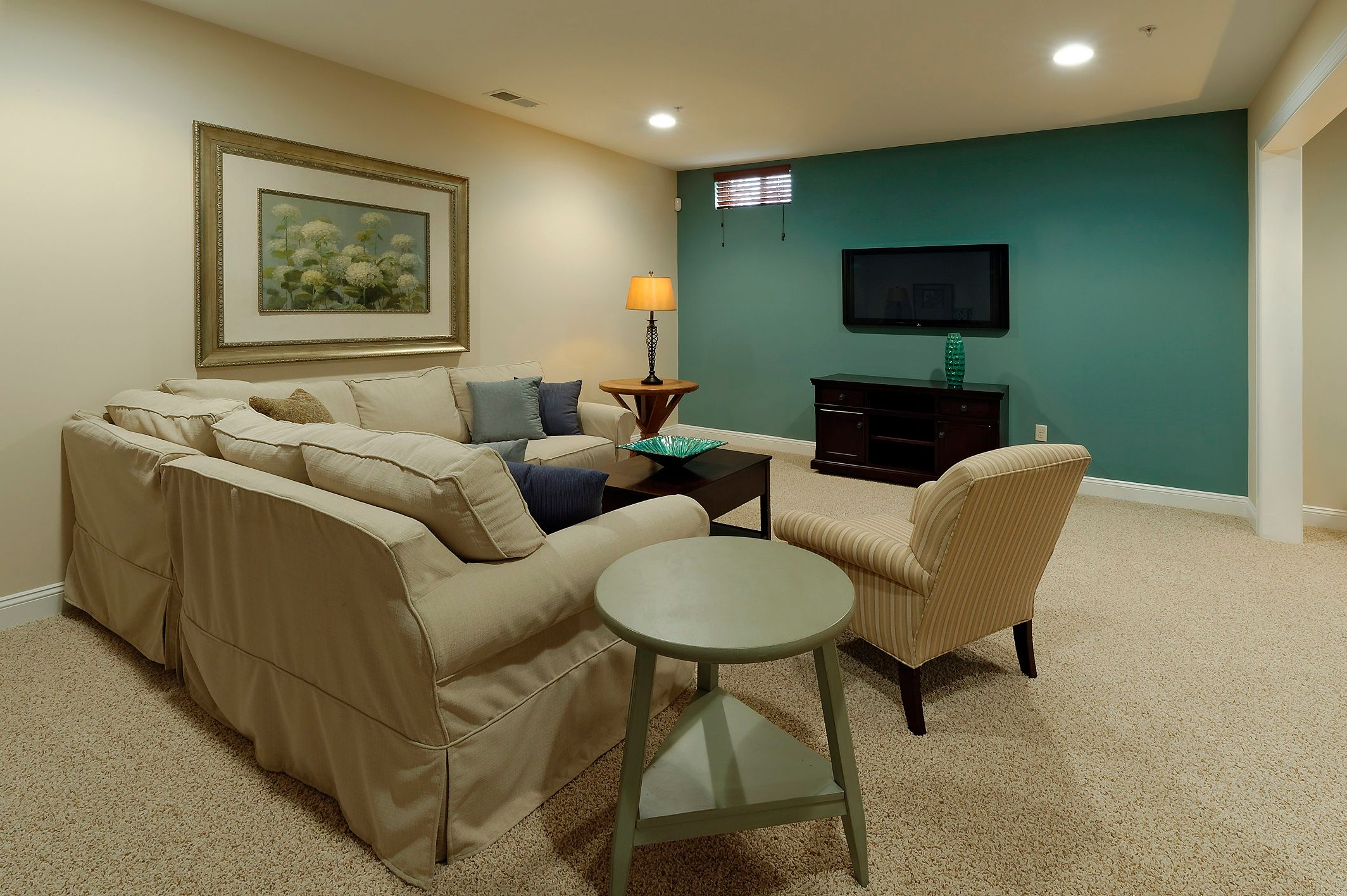 Living Area featured in the Ellicott II By Williamsburg Homes LLC in Baltimore, MD