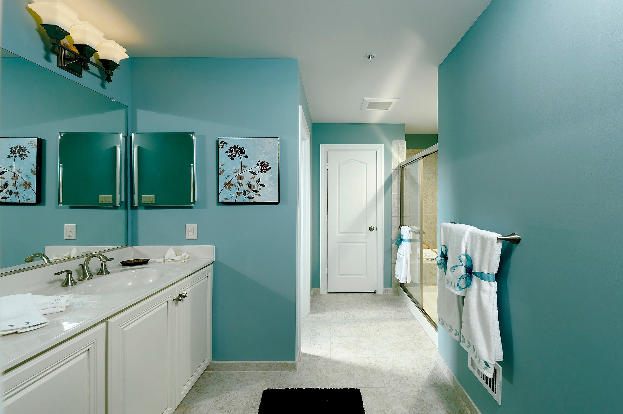 Bathroom featured in the Ellicott II By Williamsburg Homes LLC in Baltimore, MD