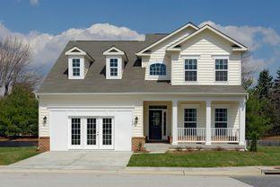 Ellicott II - Garren's Choice: Severn, Maryland - Williamsburg Homes LLC