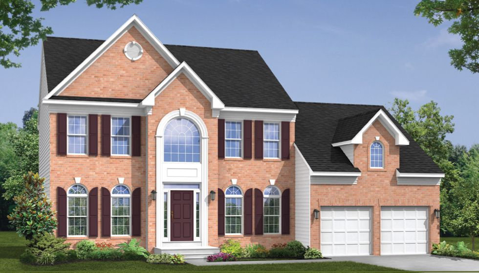 Exterior featured in the William Deaven II  By Williamsburg Homes LLC in Baltimore, MD