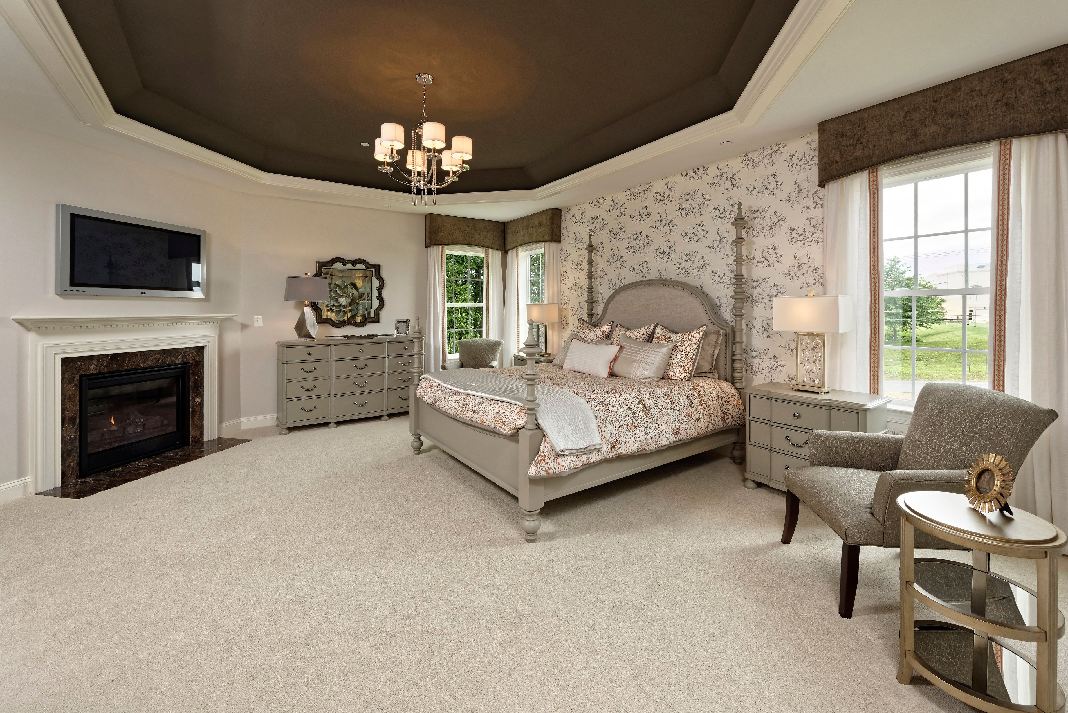 Bedroom featured in the Rutledge By Williamsburg Homes LLC in Baltimore, MD