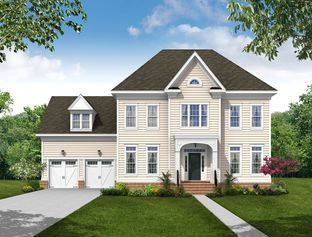 Brightwood Greenleigh - Greenleigh - Villas: Middle River, Maryland - Williamsburg Homes LLC