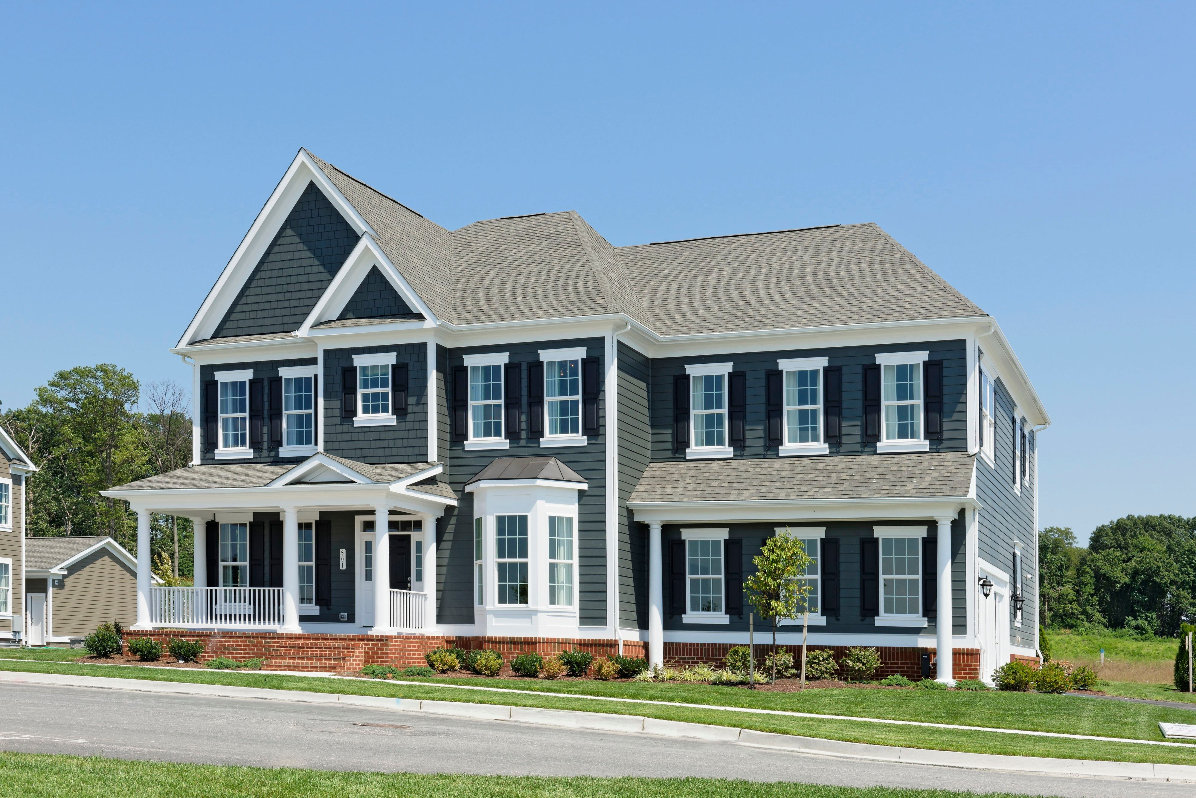 Exterior featured in the Federal Hill By Williamsburg Homes LLC in Baltimore, MD