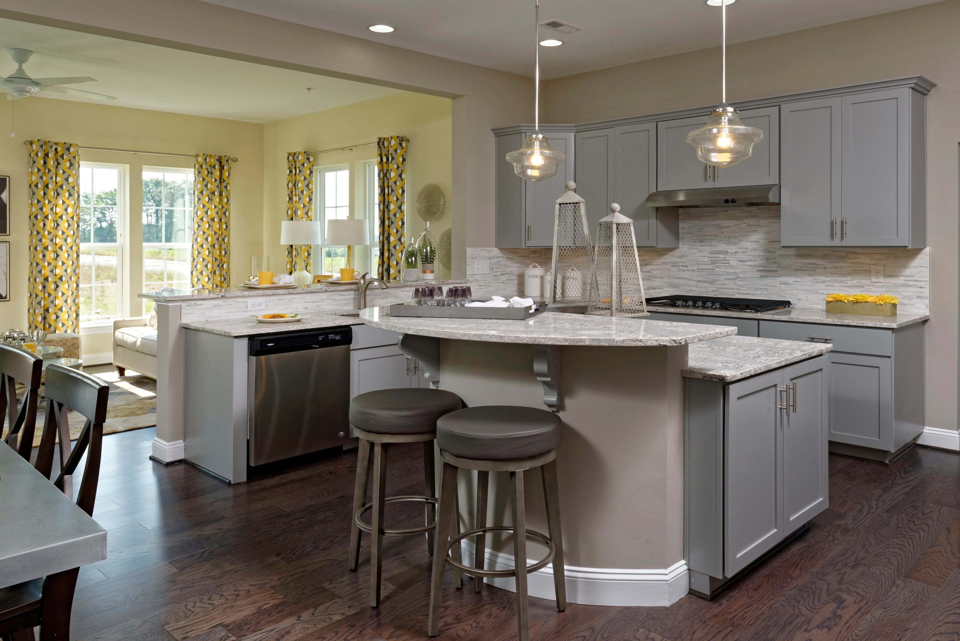 Kitchen featured in the Federal Hill By Williamsburg Homes LLC in Baltimore, MD