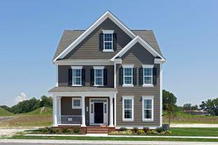 Mount Vernon - Greenleigh - Mainstreet: Middle River, Maryland - Williamsburg Homes LLC