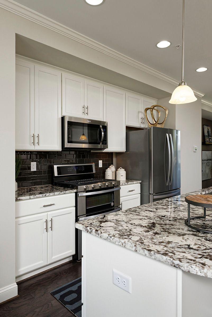 Kitchen featured in the Garden - Interior By Williamsburg Homes LLC in Baltimore, MD