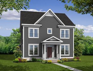 Lexington w/Attached Garage - Greenleigh: Middle River, Maryland - Williamsburg Homes LLC