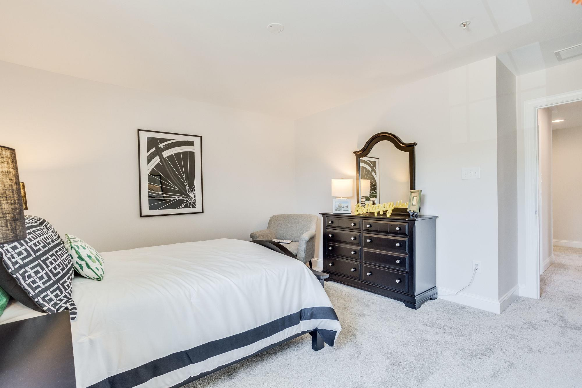 Bedroom featured in the Tidewater By Williamsburg Homes LLC in Baltimore, MD