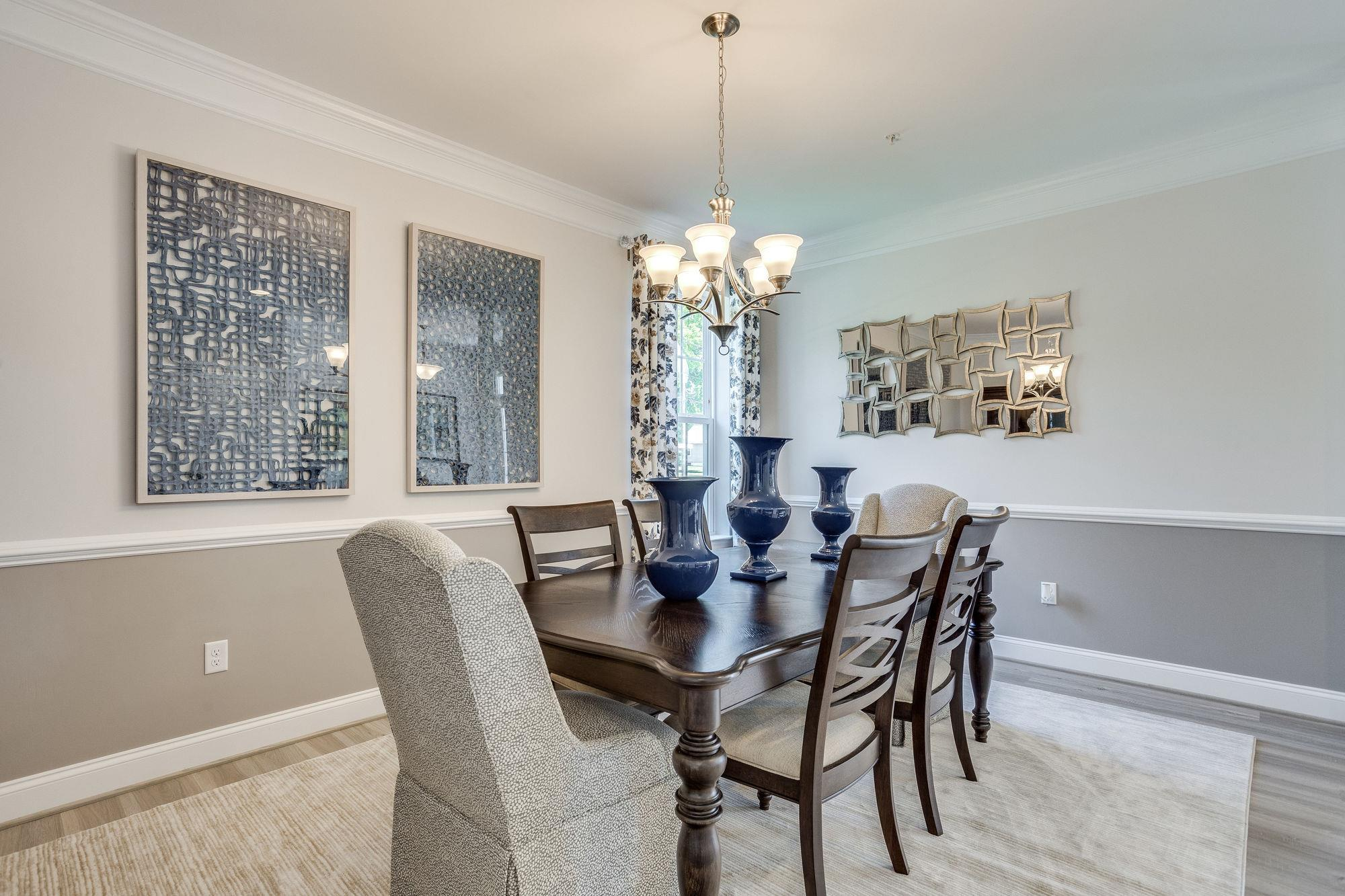 Living Area featured in the Tidewater By Williamsburg Homes LLC in Baltimore, MD