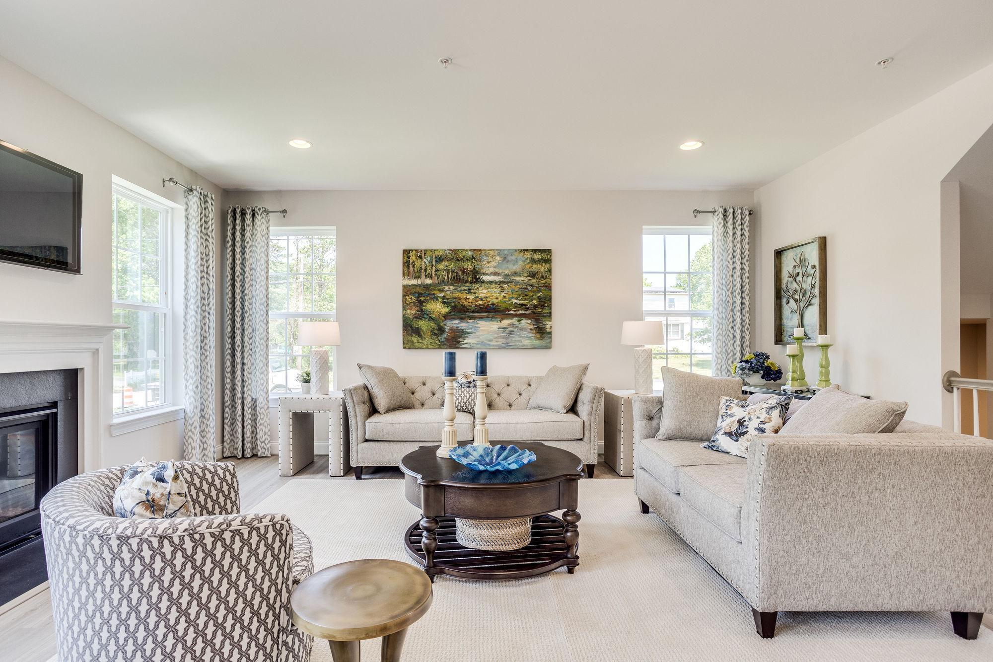 'Oak Hill' by Williamsburg Homes LLC in Baltimore