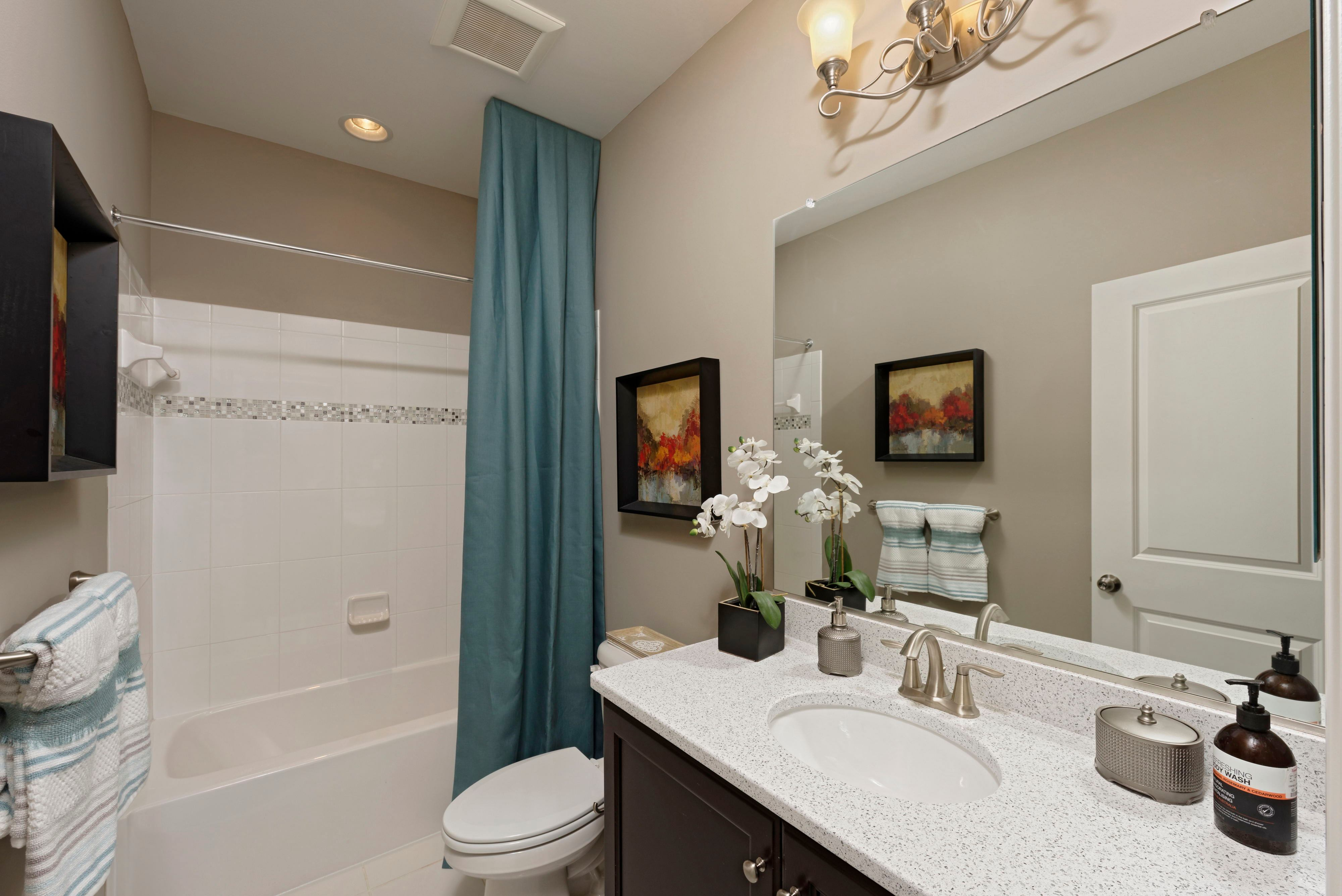 Bathroom featured in the Wellington By Williamsburg Homes LLC in Baltimore, MD