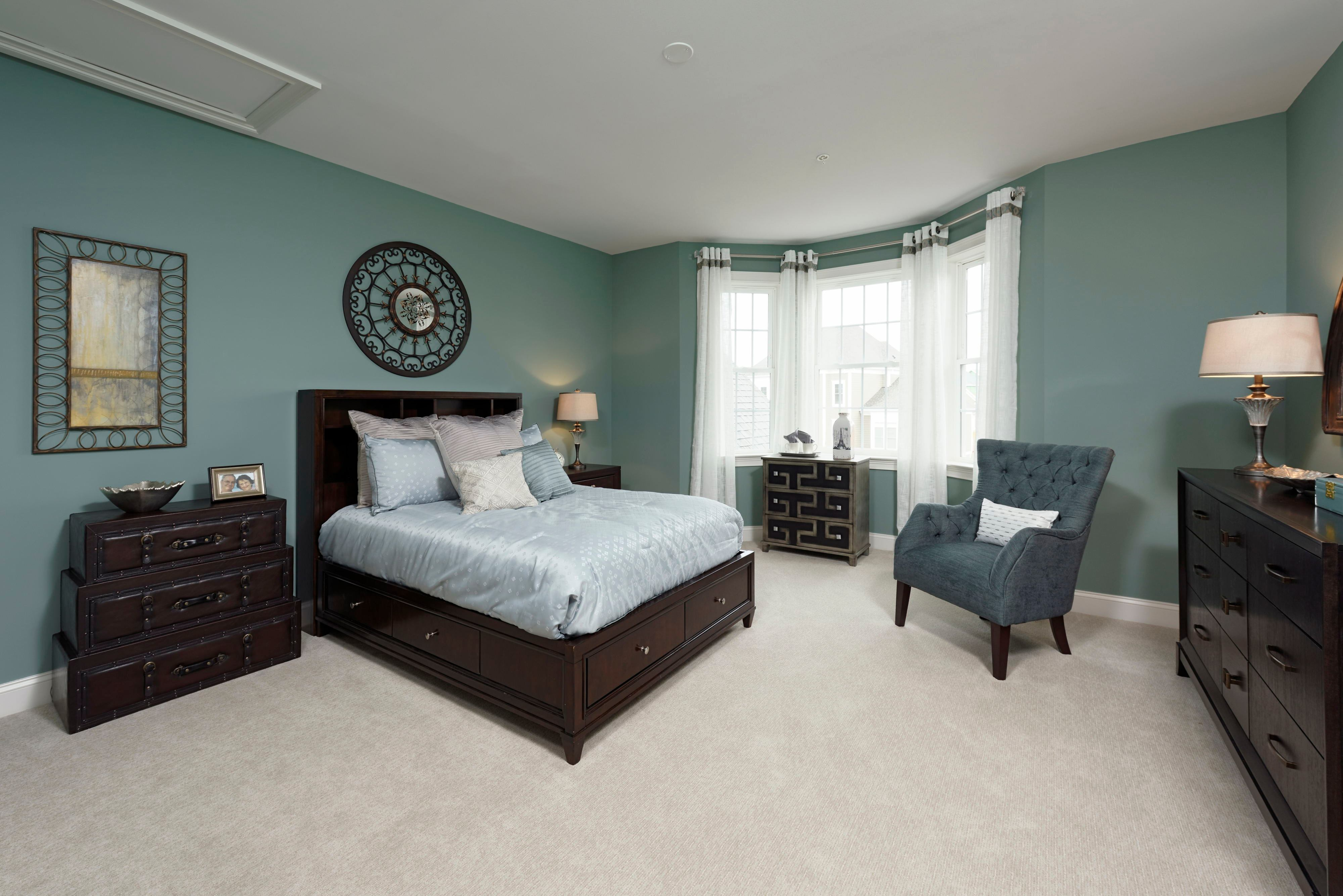Bedroom featured in the Wellington By Williamsburg Homes LLC in Baltimore, MD