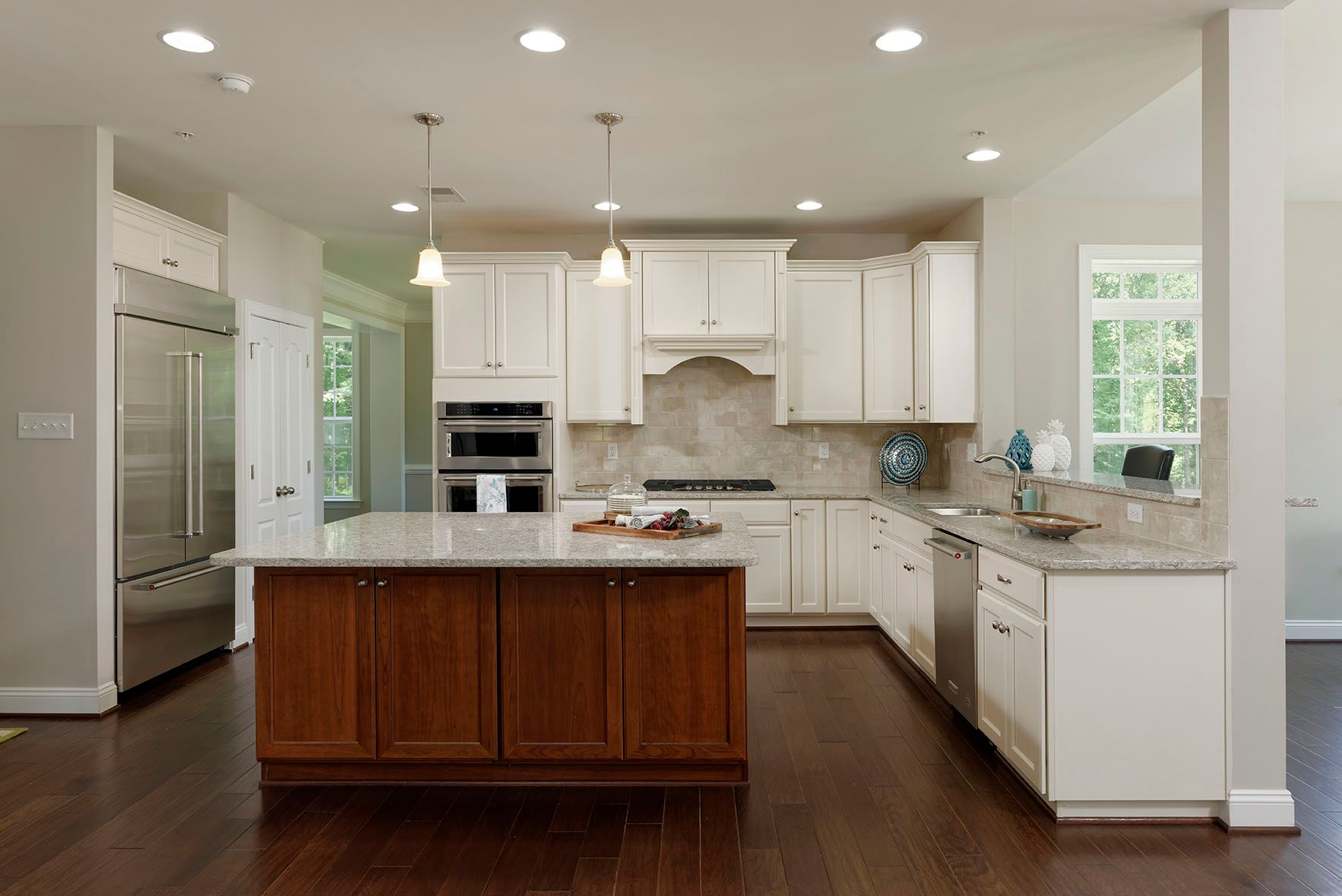 Kitchen featured in the William Deaven II  By Williamsburg Homes LLC in Baltimore, MD