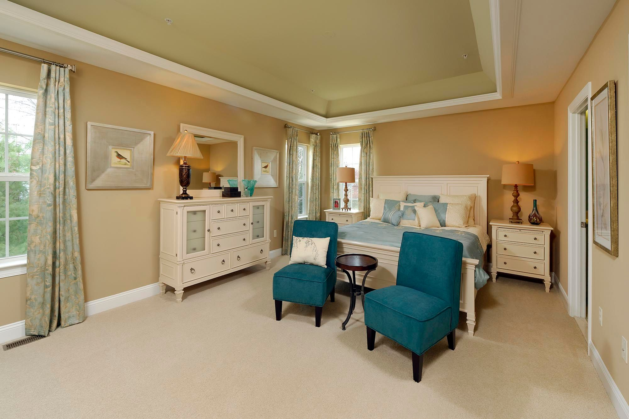 Bedroom featured in the Ellicott II By Williamsburg Homes LLC in Baltimore, MD