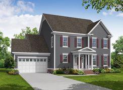 Mount Vernon IV Villa 2 - Poplar Pointe: Silver Spring, Maryland - Williamsburg Homes LLC