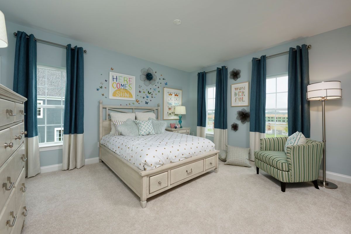 Bedroom featured in the Mount Vernon IV Villa By Williamsburg Homes LLC in Baltimore, MD
