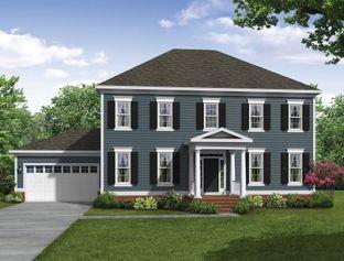 Canton II - Greenleigh - Villas: Middle River, Maryland - Williamsburg Homes LLC