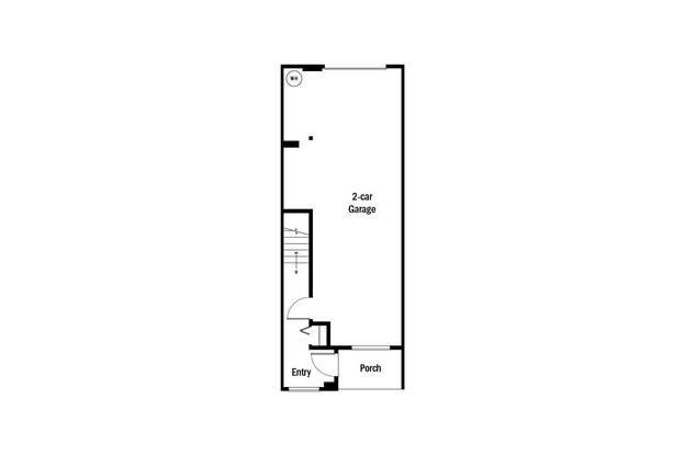 Parkside at Juanita First Floor Floorplan