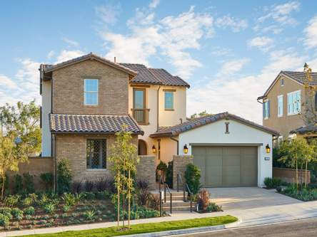 Briosa At Esencia By William Lyon Homes In Orange County California
