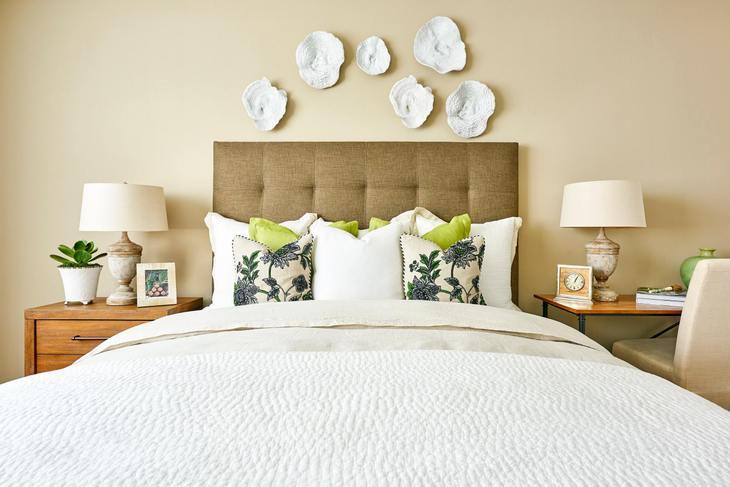 Residence 1 Master Bedroom