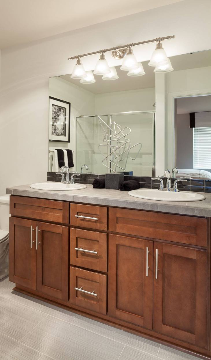 The Alexie - Master Bathroom