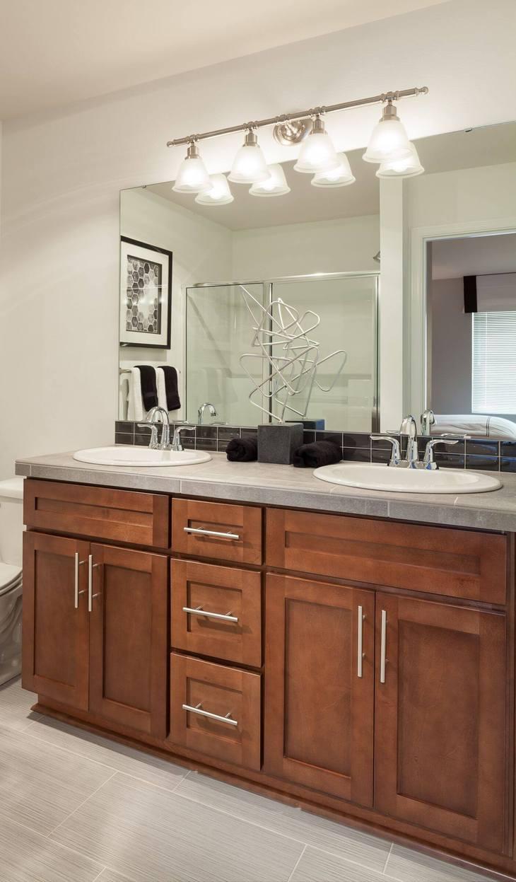 The Alexie - Master Bathroom