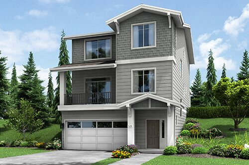 Brightview Elevation B Exterior