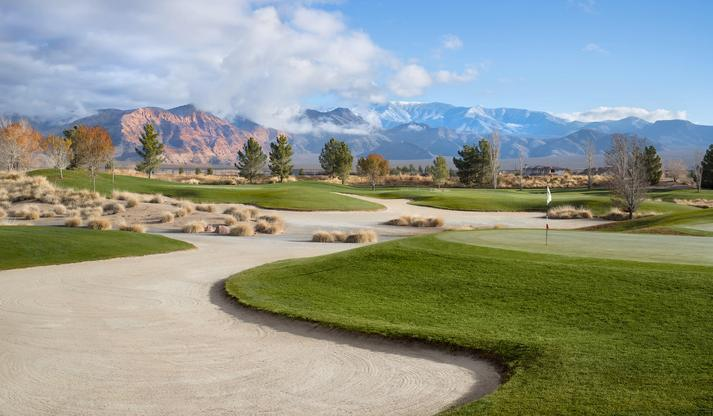 Mountain Falls Golf Course:Ovation