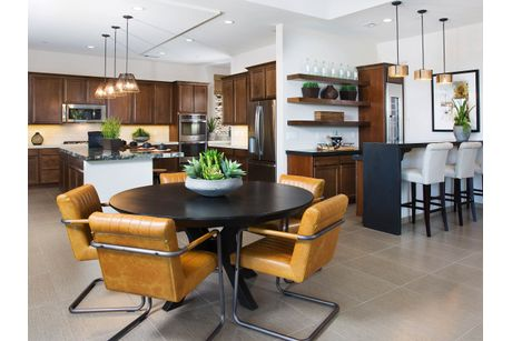 Kitchen-in-Plan 3-at-The Peaks-in-Henderson