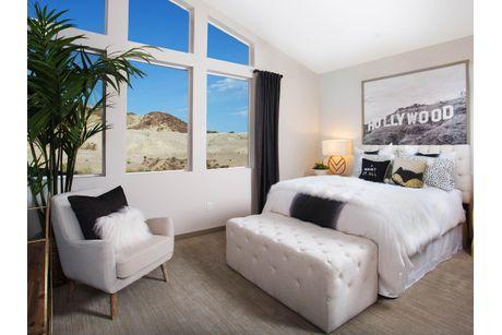 Bedroom-in-Plan 3-at-The Peaks-in-Henderson