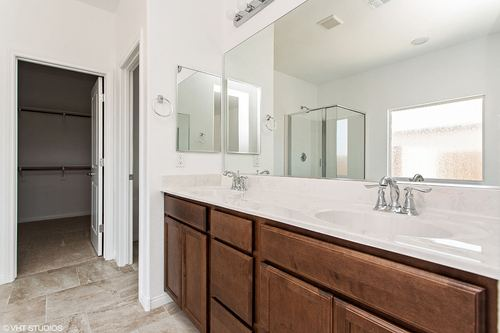 Bathroom-in-Ventano Plan 3-at-Ventano at Mountain Falls-in-Pahrump