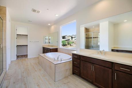 Bathroom-in-Plan 3-at-The Peaks-in-Henderson