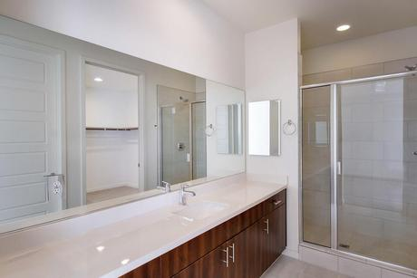 Bathroom-in-Jade Plan 4-at-Ovation at Mountain Falls-in-Pahrump