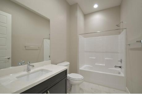 Bathroom-in-Topaz Plan 7-at-Ovation at Mountain Falls-in-Pahrump