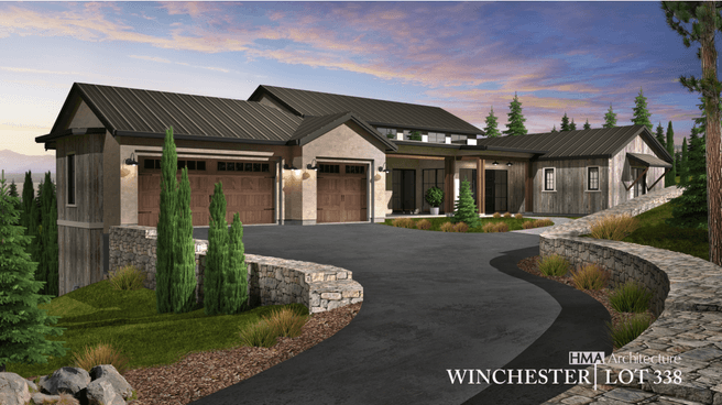 16668 Winchest Club Drive (Plan 3)