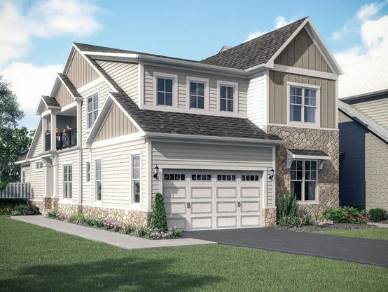 Winchester Homes - Residence Patuxent:The Patuxent - Birchwood at Brambleton