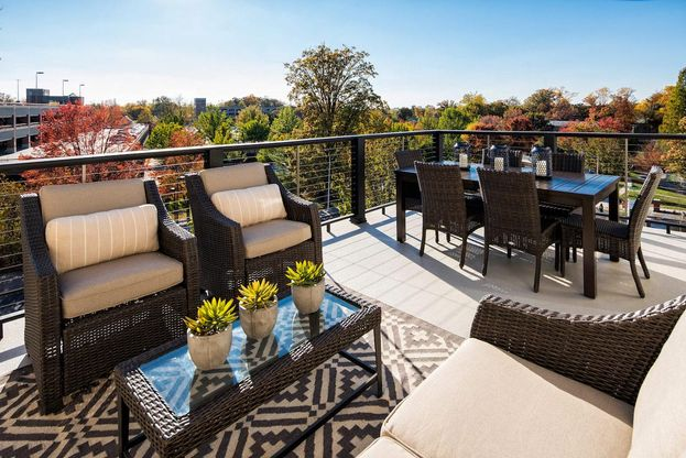 Winchester Homes - uncategorized - 977:An outdoor terrace for ultimate relaxation