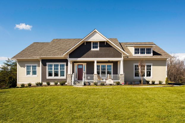 Winchester Homes - uncategorized - 1173:The Bashore at Willowsford
