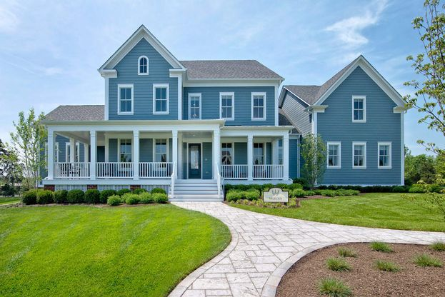 Winchester Homes - uncategorized - 1222:The Milburn at Willowsford by Winchester Homes