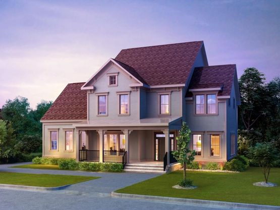 Winchester Homes - uncategorized - 2917:The Rawlings at Willowsford